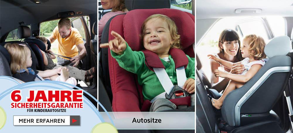 Banner Autositze