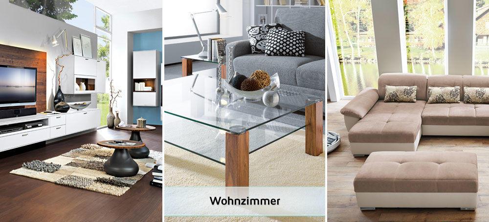 Wohnzimmer - In Ihrem Segmüller Einrichtungshaus