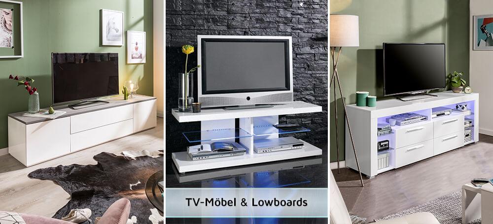 Tv Möbel Lowboards Megastore Mitnahmemarkt