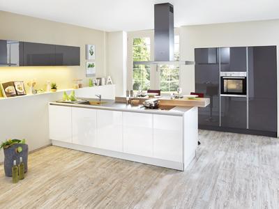 Kücheninspiration - in Ihrem SEGMÜLLER Einrichtungshaus